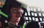 Kyle Busch Channels Cole Trickle In 'Days Of Thunder' Spoof: Video