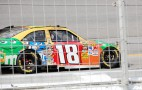 It's A Clinch: Kyle Busch Wins At Michigan, Locks Chase Seed