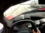 LaFerrari driving in POV