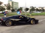 LaFerrari Powerslide
