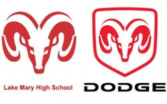 Chrysler Lawyers Order Takedown Of Florida High School Logo