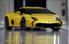 Second Of Five Lamborghini 5-95 Zagato Supercars Built: Gallery