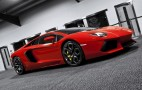 A. Kahn Design Works Over The Lamborghini Aventador