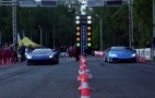 Lamborghini Aventador Goes Up Against Huracán In Stock Supercar Battle: Video