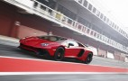 2016 Lamborghini Aventador SuperVeloce first drive review