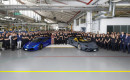 11,000th and 8,000th Lamborghini Huracán and Aventador models built