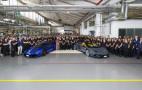 Lamborghini builds 8,000th Aventador, 11,000th Huracán