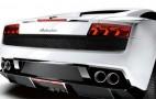 Lamborghini: big engines yes; lower emissions, never
