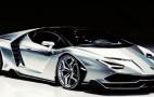 Lamborghini Centenario LP 770-4 leaked ahead of Geneva?