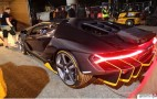 Hear the Lamborghini Centenario's 759-hp V-12 engine roar: Video