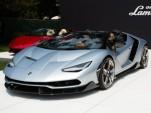 Lamborghini Centenario Roadster, 2016 Monterey Car Week