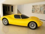 50-Year-Old Giugiaro Model Tells The Story Of The Lamborghini That Never Was