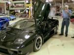 Lamborghini Diablo GT and GTR on Jay Leno's Garage