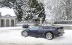 Lamborghini Diablo Owner Plays With The White Stuff: Video