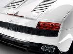 Lamborghini Gallardo Spyder exhaust