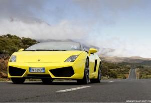 Lamborghini Hybrid Coming In 2015