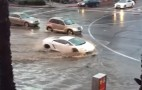Lamborghini Drivers Still Fearless When It Comes To Fording: Video