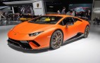 Active aero, light weight make Lamborghini's Huracán Performante its baddest supercar yet