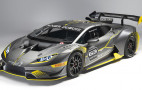 Lamborghini Huracán Super Trofeo Evo is quicker, more aerodynamic, and ready for the track