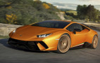 Lamborghini has already built 9,000 Huracáns