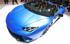 Lamborghini Huracán Performante Spyder is your new old-school, hairy chested roadster