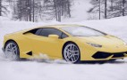 Lamborghini Brings Winter Driving Academy To U.S.