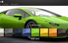 Lamborghini Launches Huracán LP 610-4 Configurator