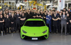 Lamborghini Huracán successor will stick with V-10