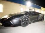 Lamborghini Jota/Aventador spy shot