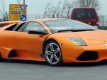 Lamborghini Murcielago SV details