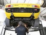 Lamborghini Polo Storico classic car department