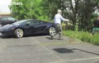 Lamborghini Pranksters Get Tased For Being Dumb: Video Justice