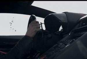 Lamborghini teases 2015 Geneva Motor Show unveiling