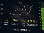 Lamborghini Track and Play telemetry system