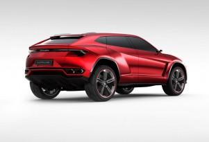 Lamborghini Plug-In Supercar Nixed, But Plug-In Hybrid Urus SUV Is On
