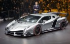 Lamborghini Veneno debuts in Geneva: Live photos