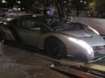 Lamborghini Veneno no. 2 delivered to its new owner
