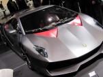 2010 Lamborghini Sesto Elemento Concept live photos