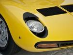 1971 Lamborghini Miura P400 SV prototype