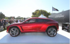 Lamborghini Urus will be fastest SUV around Nürburgring, top 187 mph