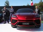 Lamborghini Urus concept, 2012 Pebble Beach Concours d'Elegance