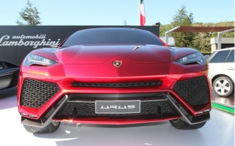 Hybrid Lamborghini SUV, Ford Warriors In Pink, Sierra Club Humor: Car News Headlines