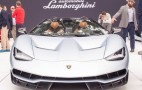 Lamborghini Centenario would 'surprise' even famous founder, says chief engineer