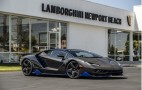 First US-spec Lamborghini Centenario arrives in Newport Beach