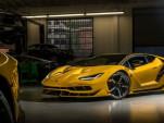 Third Lamborghini Centenario US delivery