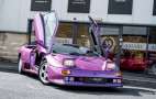"Jamiroquai Lamborghini Diablo from ""Cosmic Girl"" video for sale"