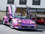 1996 Lamborghini Diablo once owned by Jamiroquai is for sale