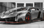 A Lamborghini Veneno is for sale for $9.5M