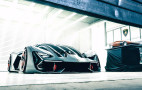 Lamborghini Terzo Millennio concept electric car unveiled, hints at Lambo's future
