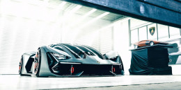 Even supercar maker Lamborghini may go electric, and it's a very cool concept